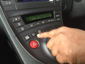 toyota prius uber
