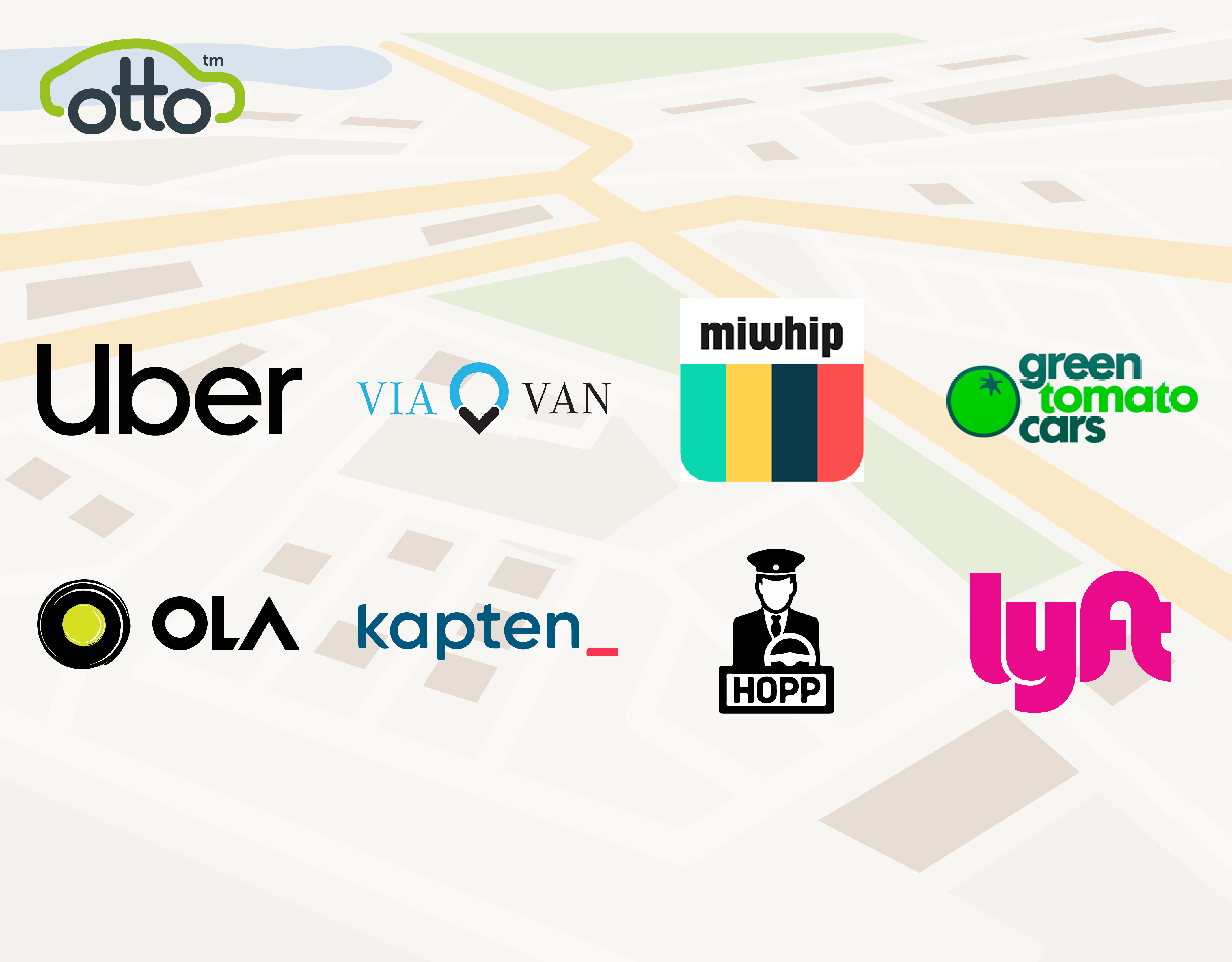 Private Hire Operating Companies