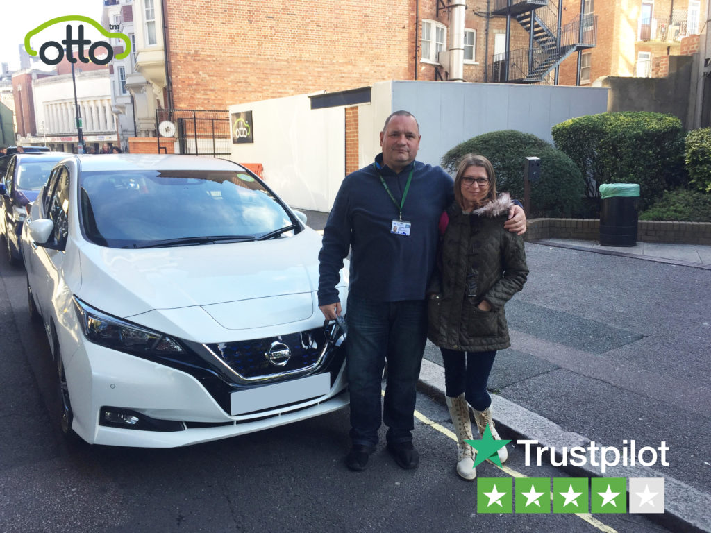 Electric PCO car Rent 2 Buy