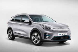 Kia E-Niro PCO Rental Car