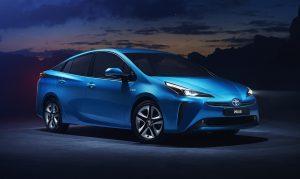 PCO Toyota Prius Rental Car