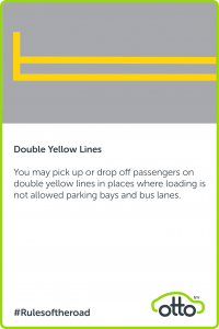 Double Yellow Line For PCO Cars