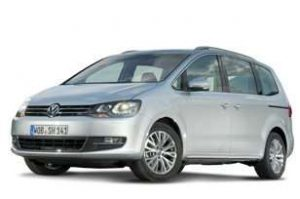VW Sharan PCO Car