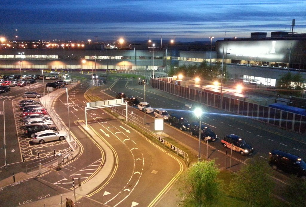 Edinburgh Airport Private Hire Drivers