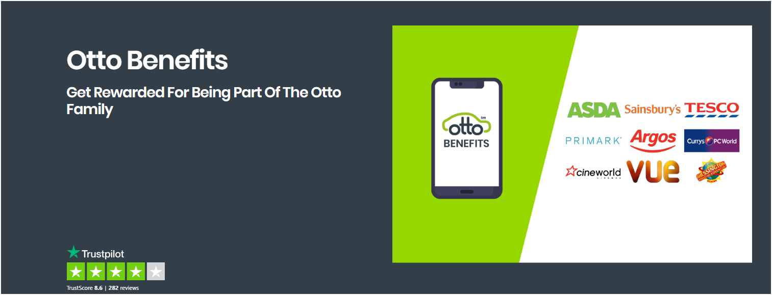 Otto Car PCO Car Benefits