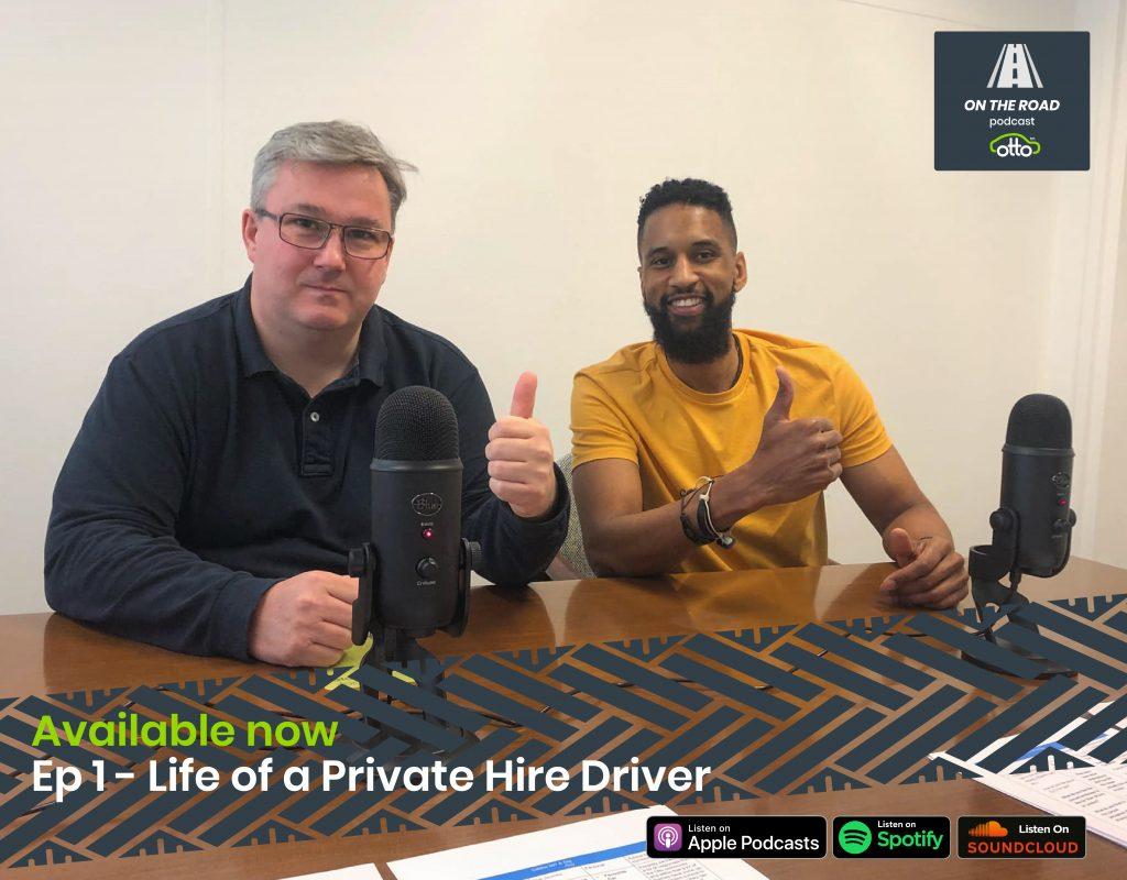 Private Hire Driver London