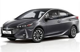 Toyota Prius Plug-in Hybrid Business Edition Plus