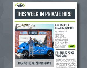 PCO Private Hire News