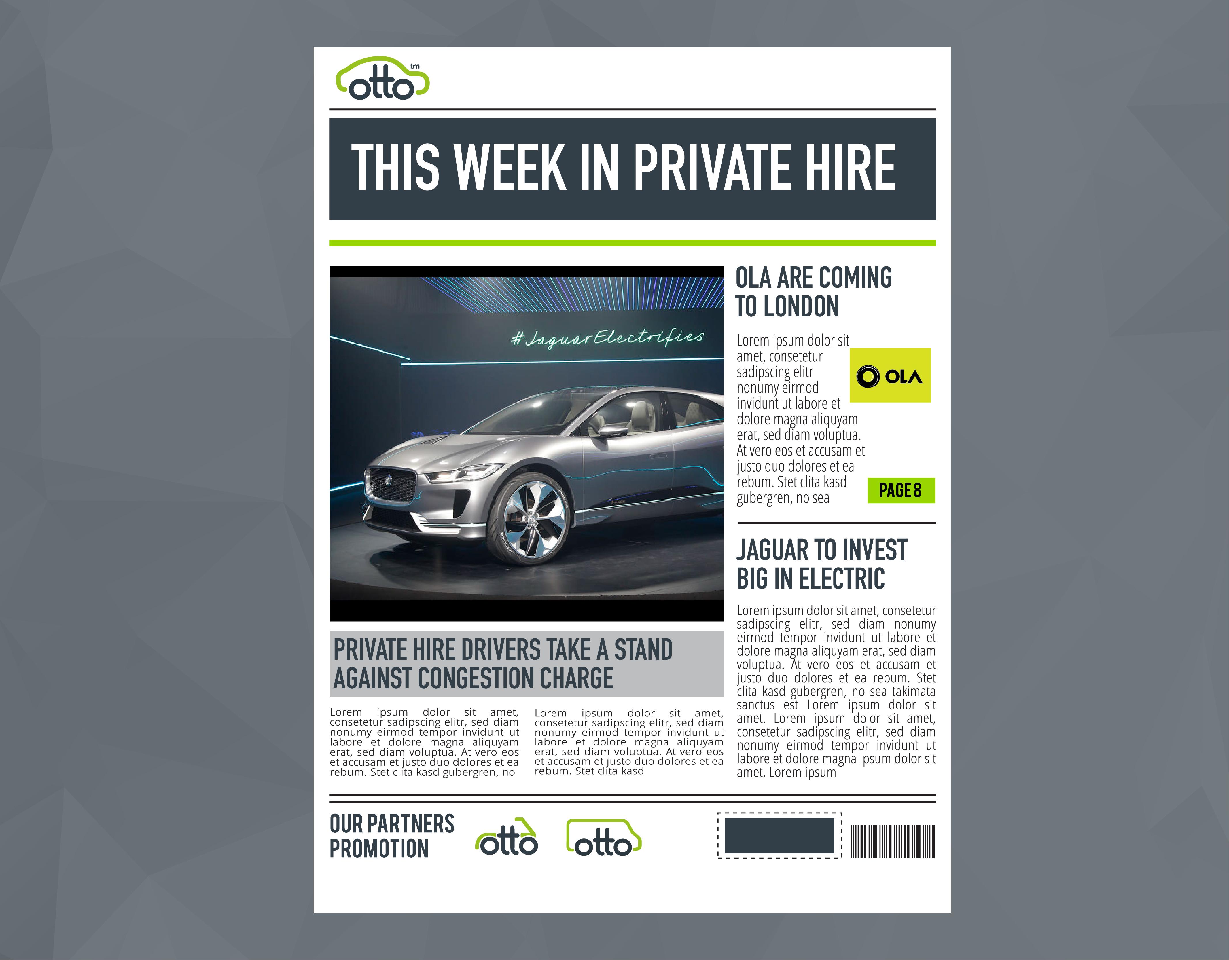 Private Hire News