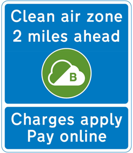 Image result for bristol clean air zone