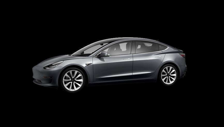 Otto Car Tesla Model 3