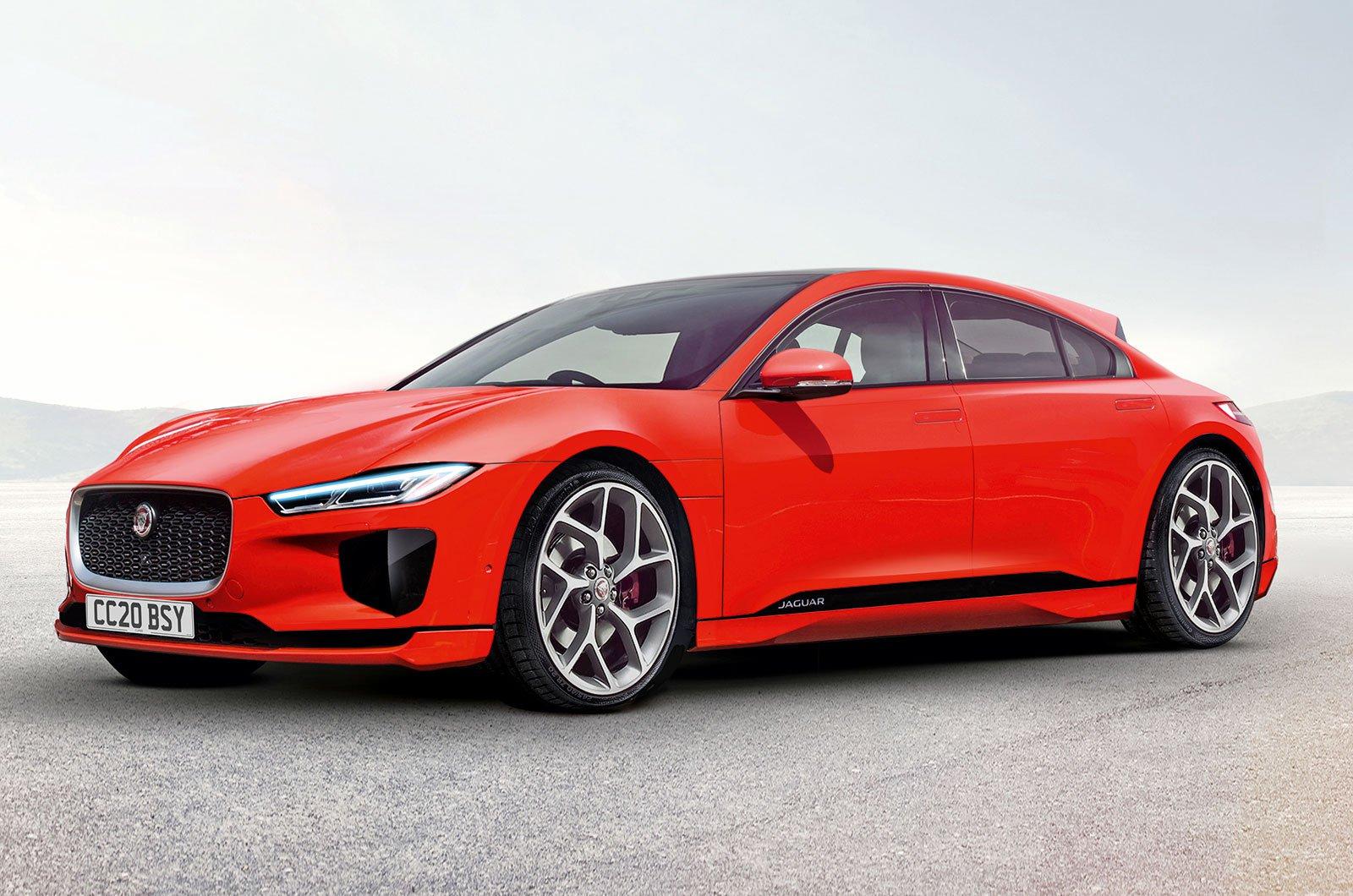 Image result for electric jaguar