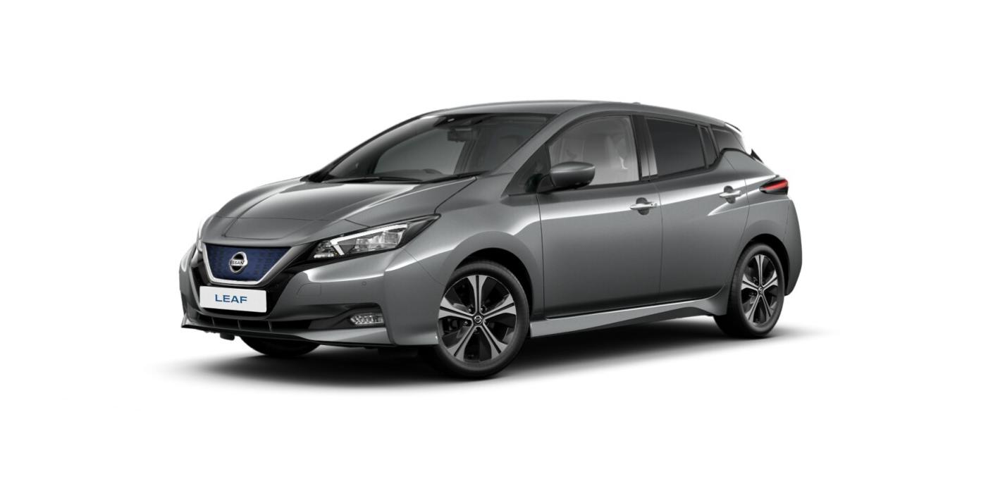 Nissan Leaf e+ Tekna | Uber Car