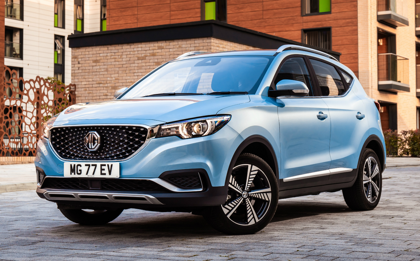 MG ZS EV | Made for Uber Drivers in London