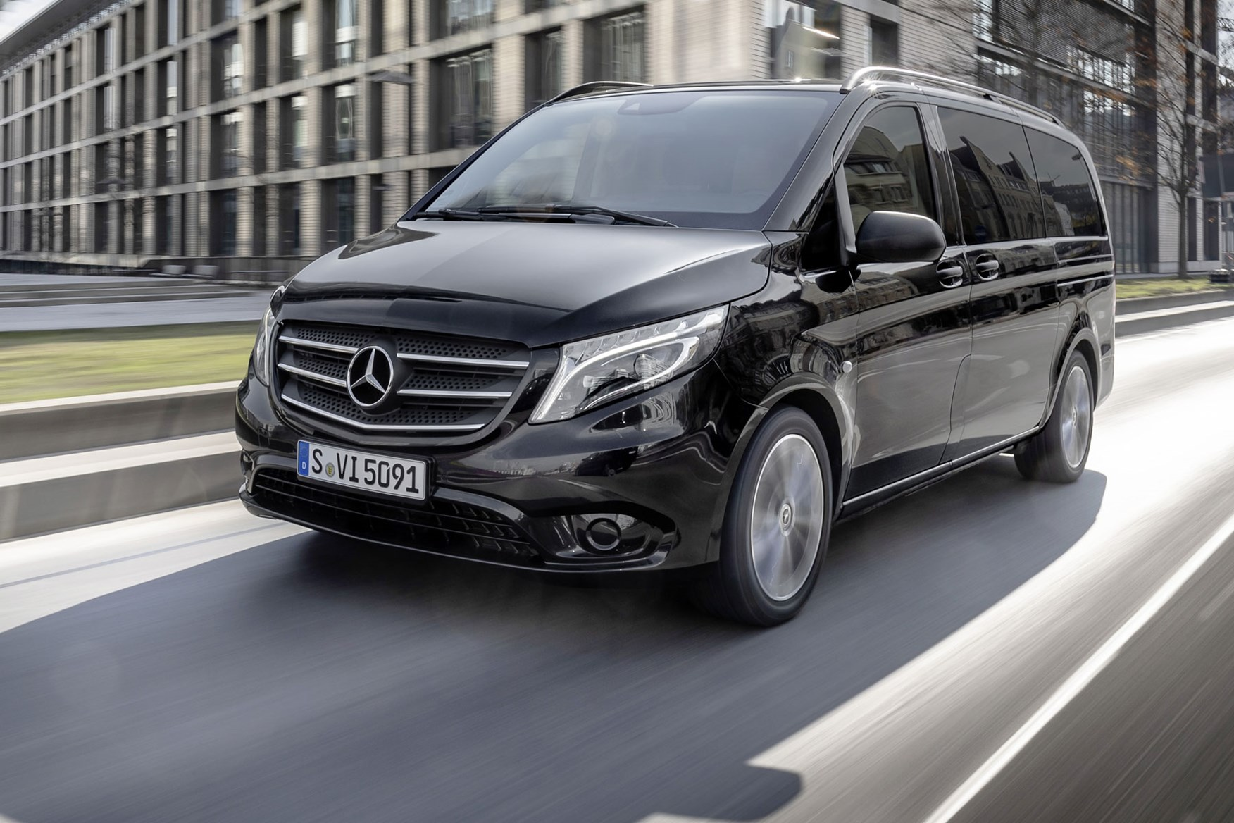 Image result for mercedes benz vito tourer select