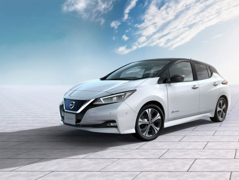 Image result for nissan leaf n-connecta