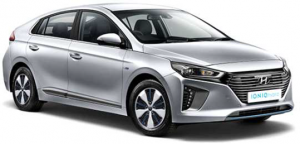 Hyundai Ioniq Plug-In Hybrid Premium SE | Otto Car Rent 2 Buy Scheme