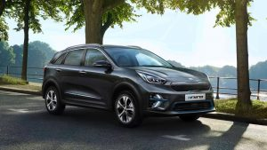 Kia E-Niro | Otto Car | Side