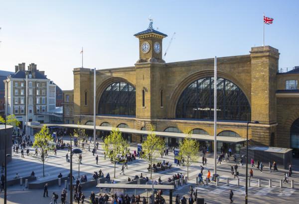 Kings cross station | Uber destinations for Uber Partners