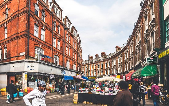 Brixton | Uber destinations for Uber Drivers London