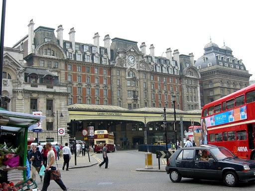 Victoria station | Uber destinations for Uber Partners London