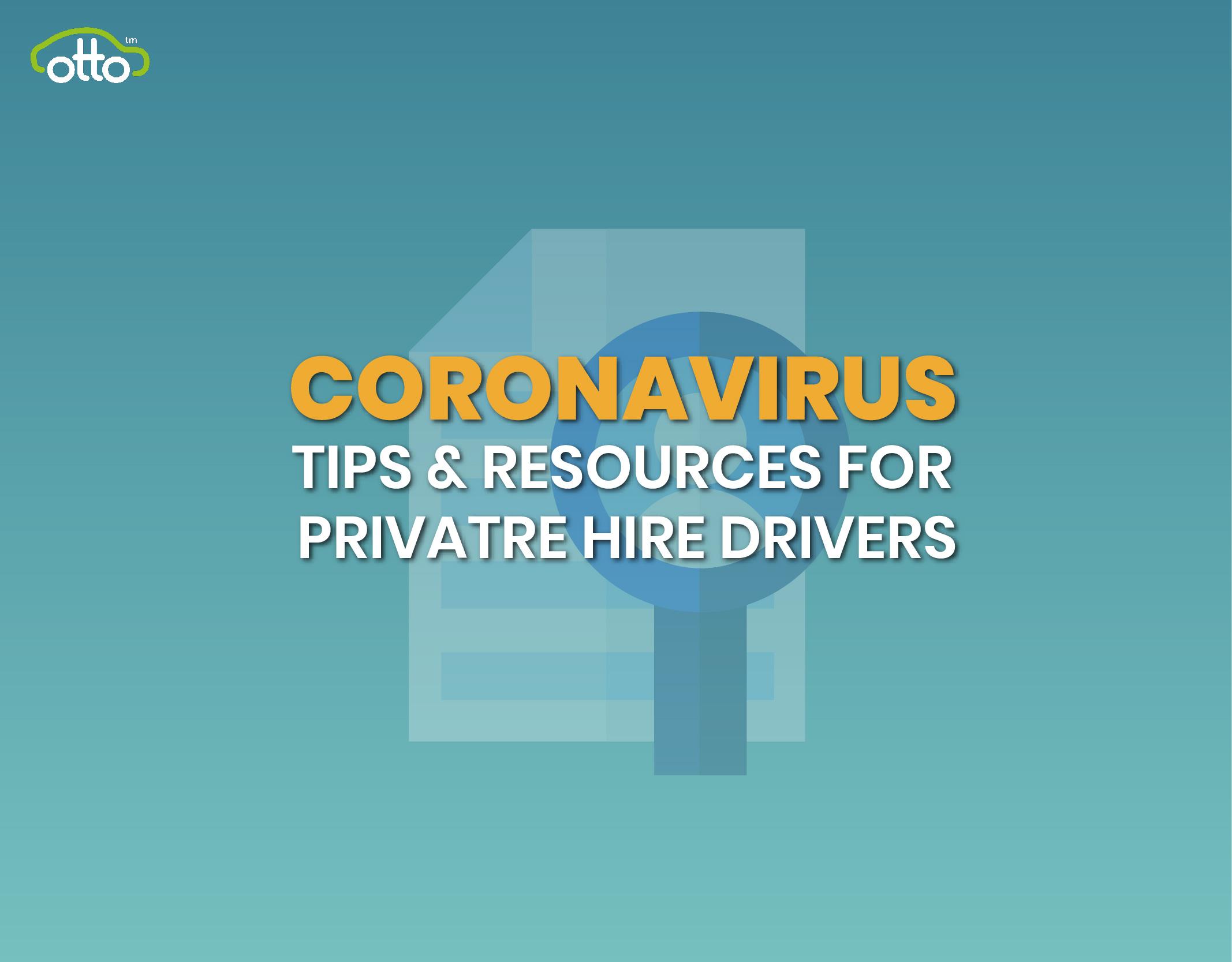 Coronavirus | Uber Driver