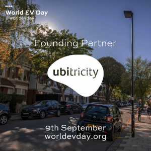 Ubitricity Free Charging London