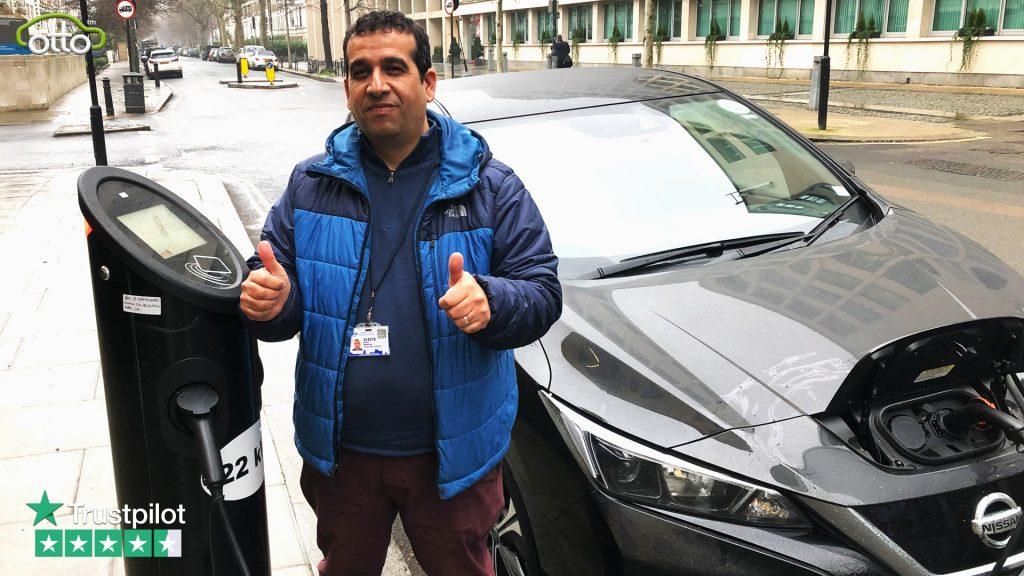 Uber Electric Car