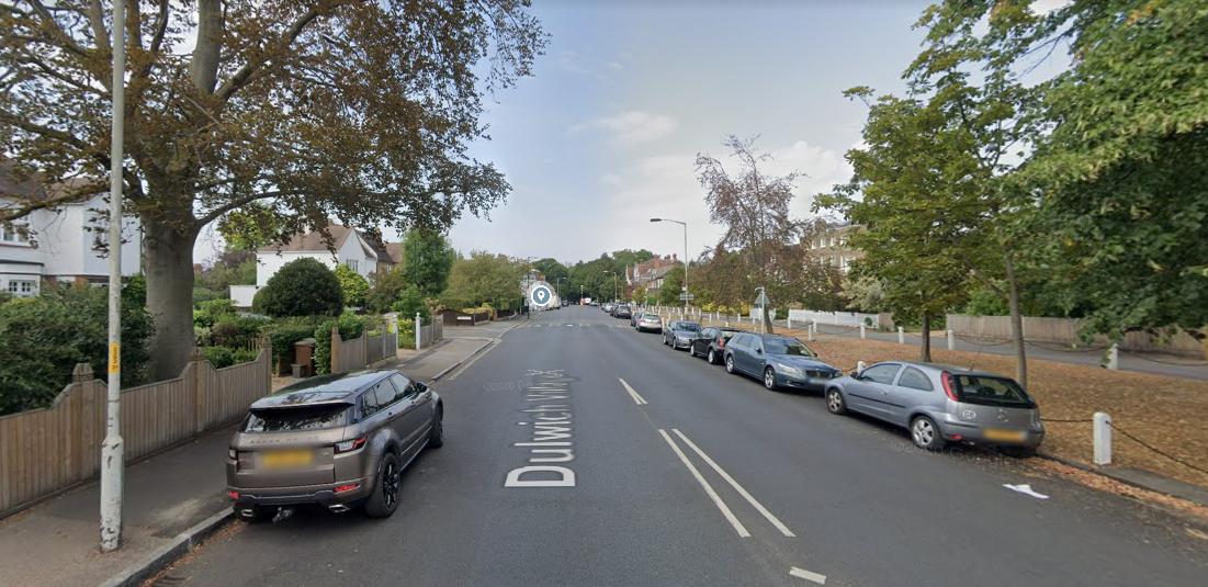 Dulwich - Pickwick Road