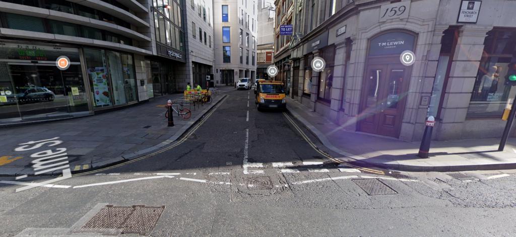 Lime Street | Uber