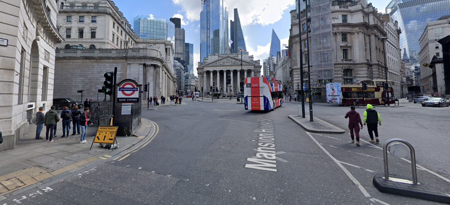 Bank Junction | Uber PCO Drivers