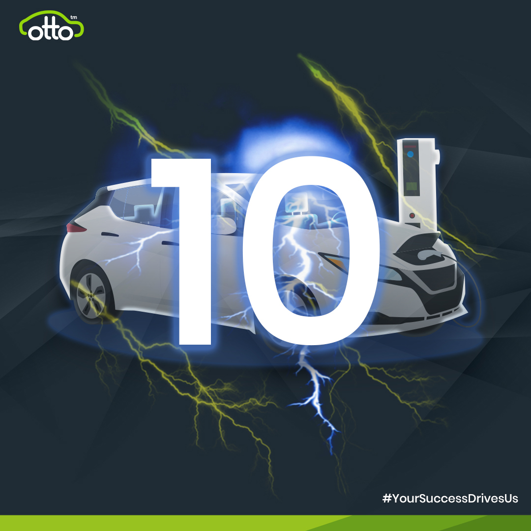 Electric Car Uber Drivers - 10 reasons to switch