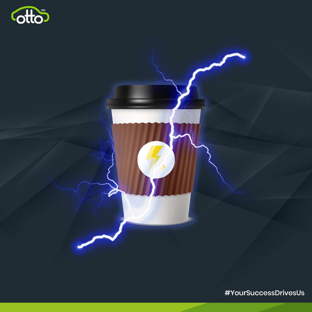 Coffee & Charge | Otto Charging Network