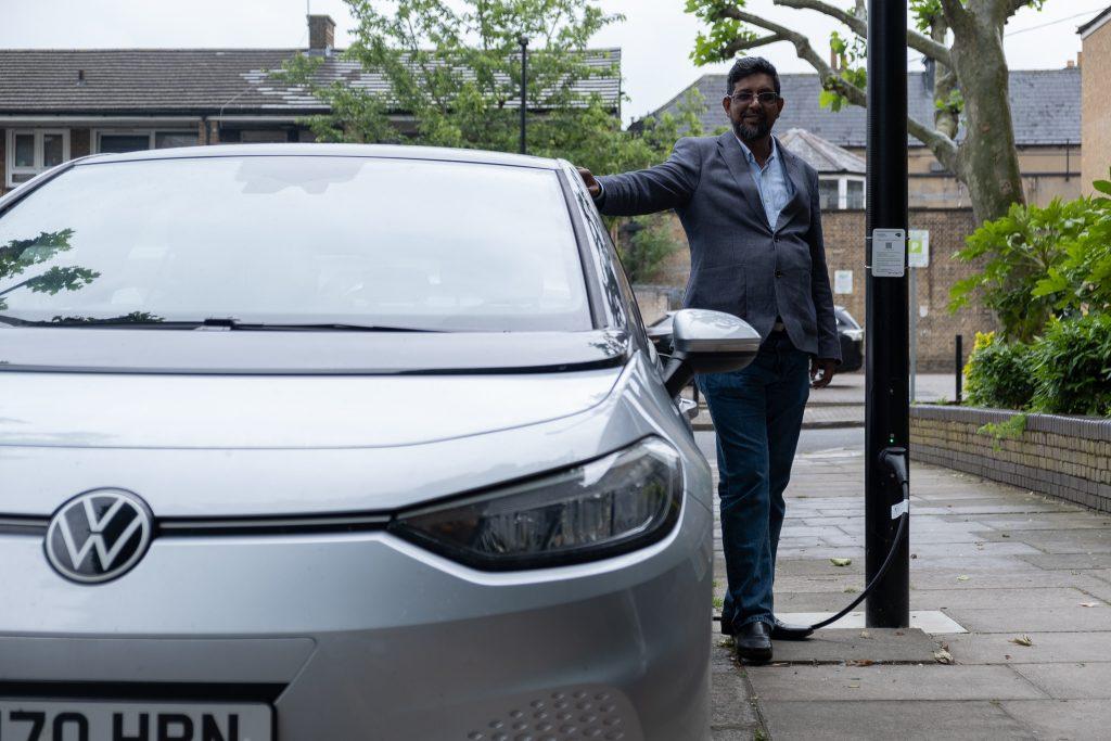 Uber Clean Air Plan