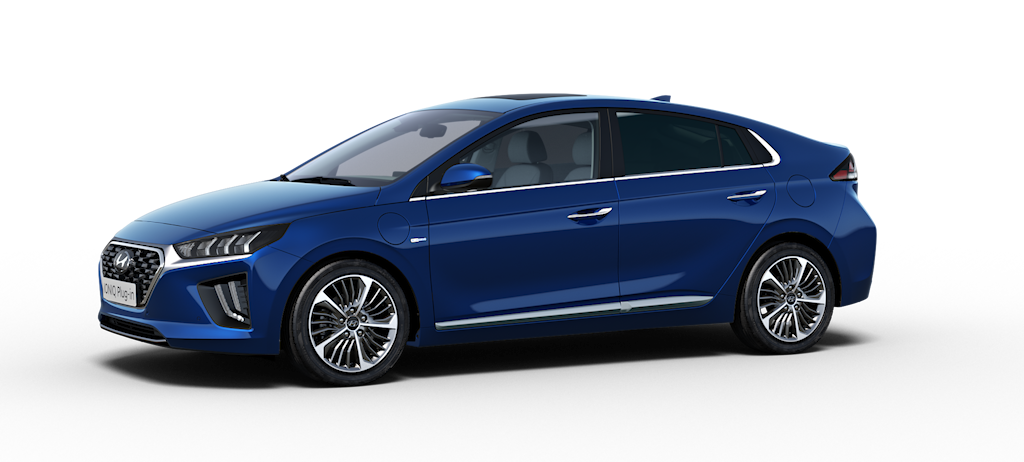 Hyundai Ioniq Plug In Hybrid Premium SE PCO Car Hire