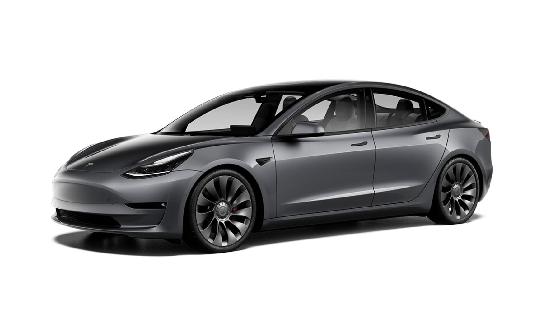 Meet Your Model 3 | Tesla UK